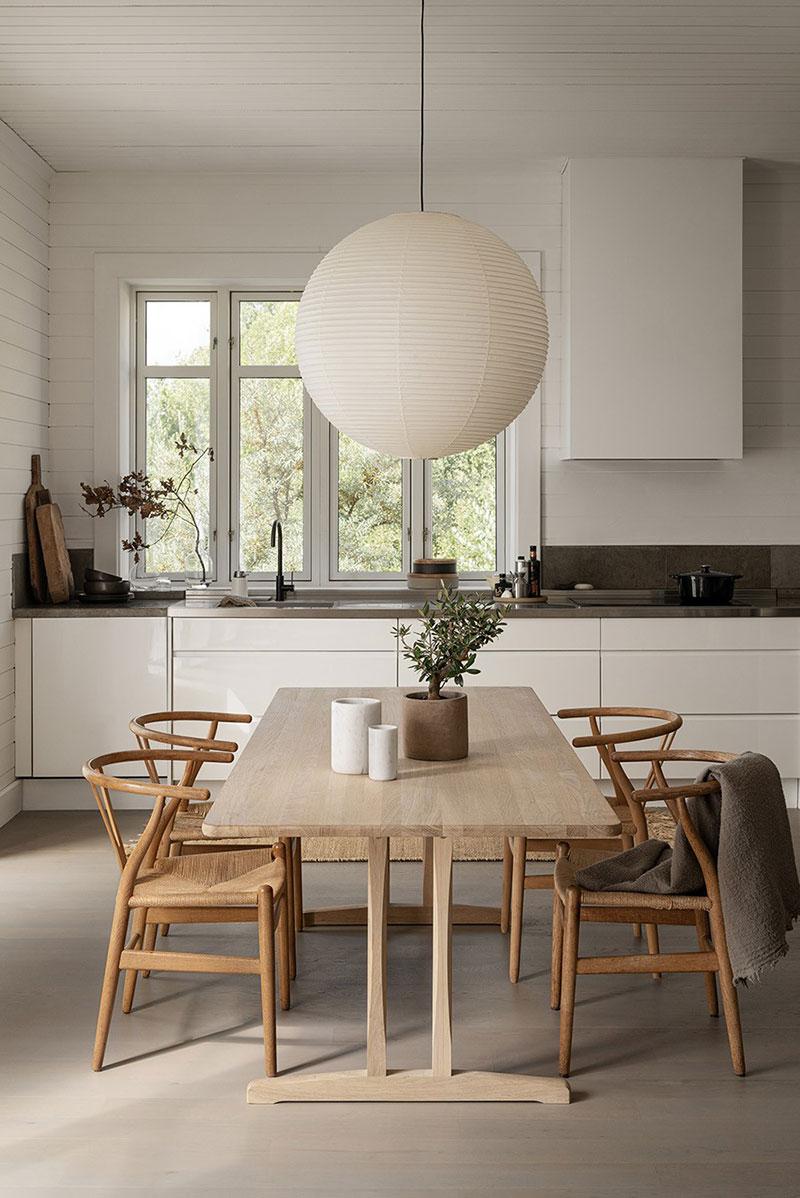 Как меняются взгляды дизайнеров: дом декоратора Pella Hedeby спустя 5 лет