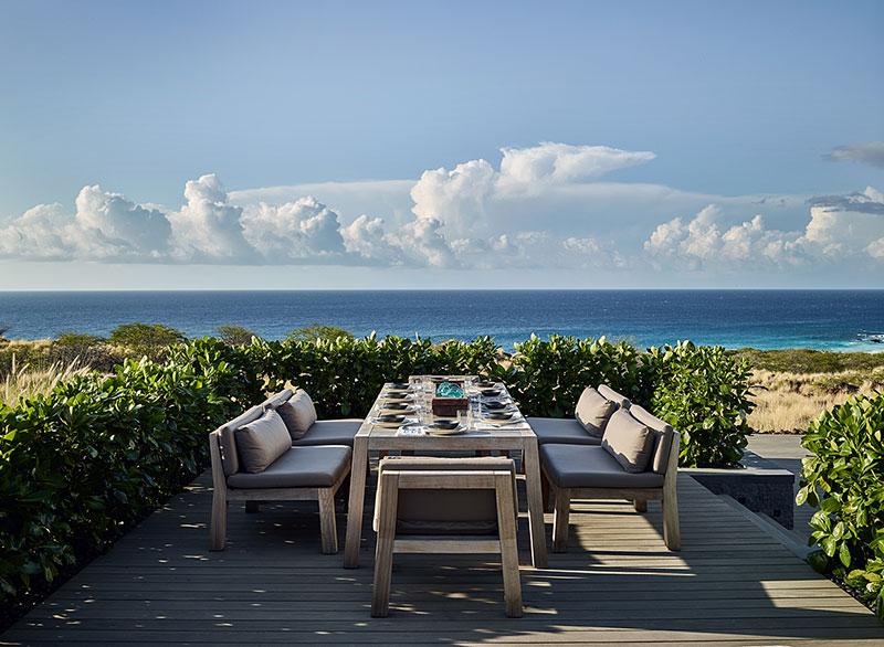 Потрясающий дом на берегу океана на Гавайях