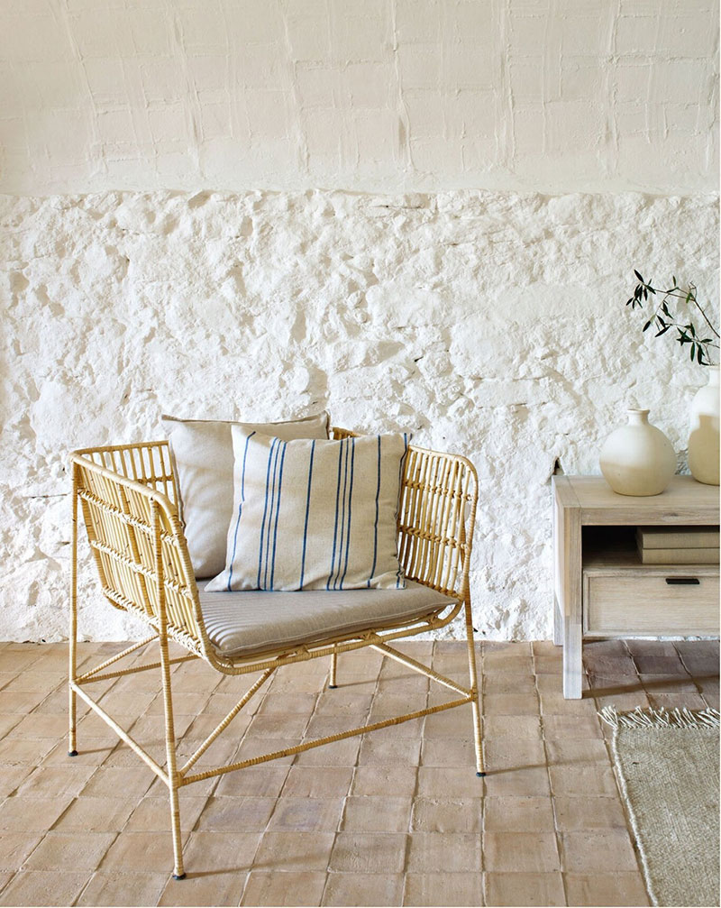 Летнее вдохновение: милый средиземноморский домик от Kave Home