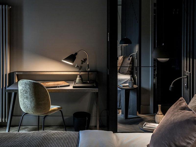 Большие окна, камин в номерах и собственный сад: отель Mauritzhof в Германии