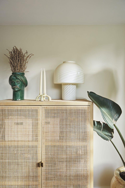 Интерьер дома в пастельных тонах для семьи с тремя детьми в Дании