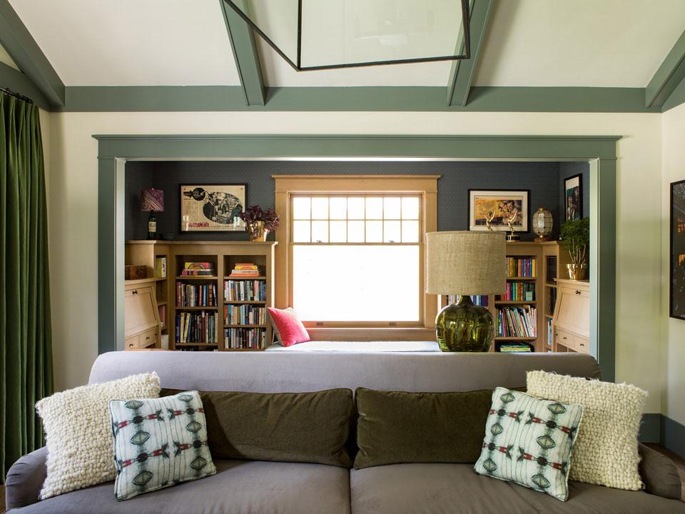 Дом с историей для молодой семьи в Санта-Монике