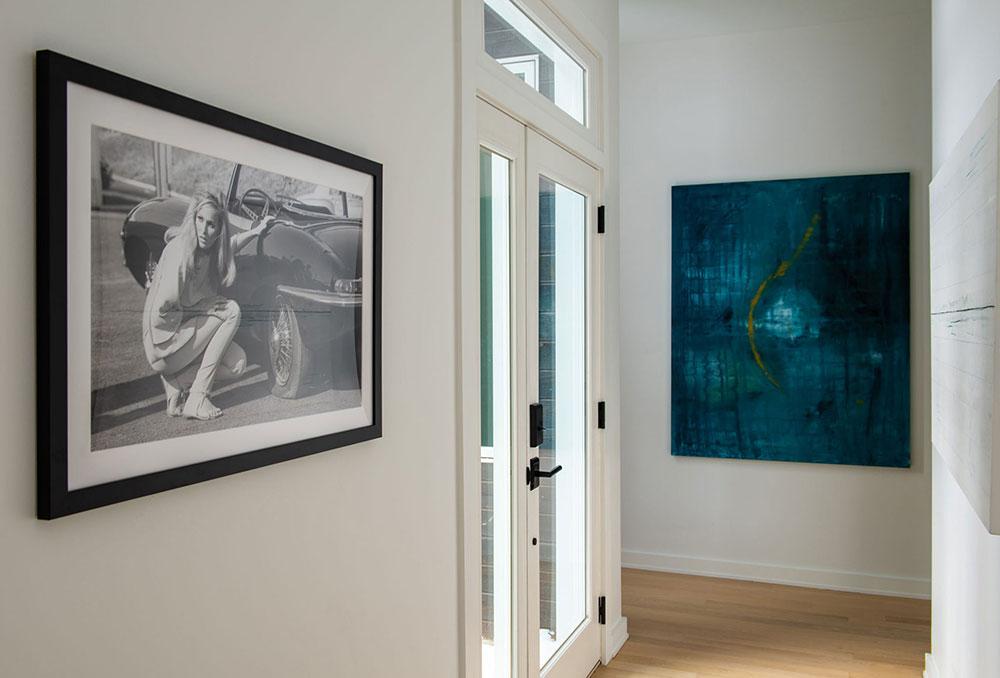Чёрное дерево и слоновая кость: интерьер дома с этническими нотками в Чикаго