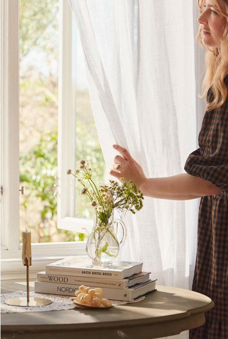 Идеальная дача шведского блогера Elsa Billgren
