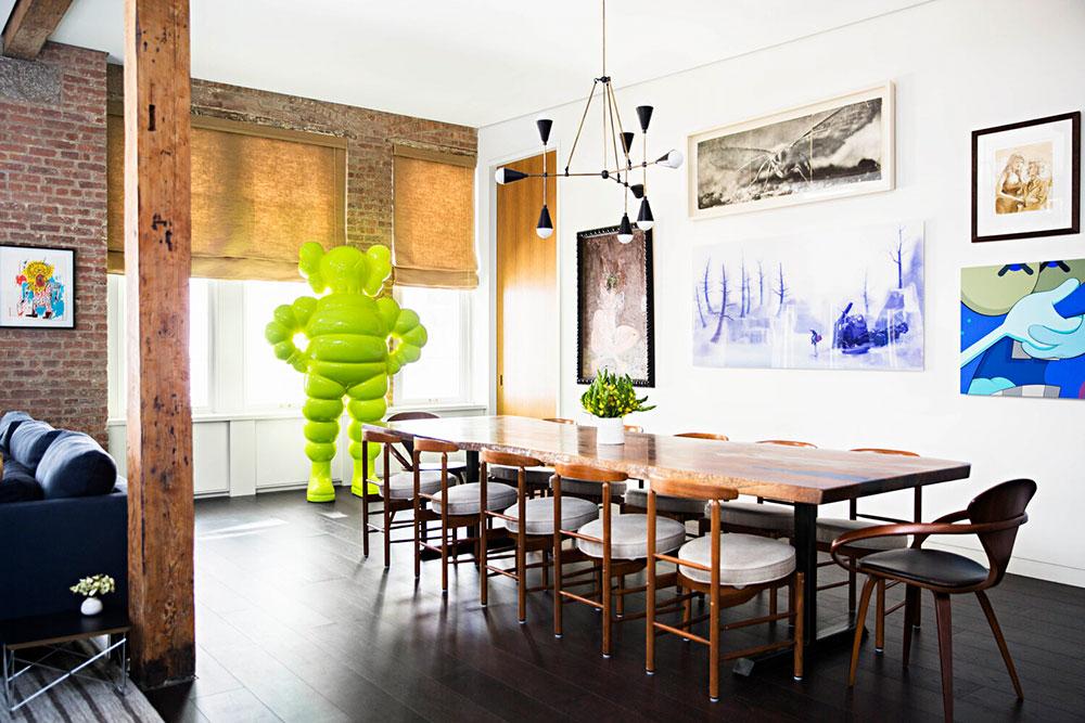 Изысканный дизайн современного Нью-Йорка в работах Gachot Studios