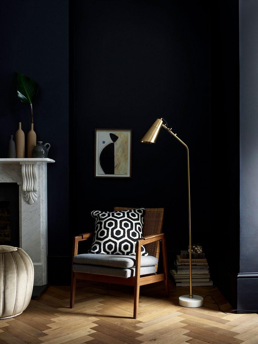 Вдохновение цветом: новая коллекция интерьерных красок «Наследие» от Dulux