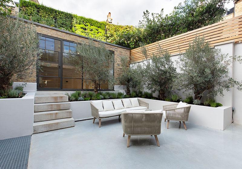 Безупречный дизайн и экзотические нотки: роскошный таунхаус в районе Ноттинг Хилл, Лондон