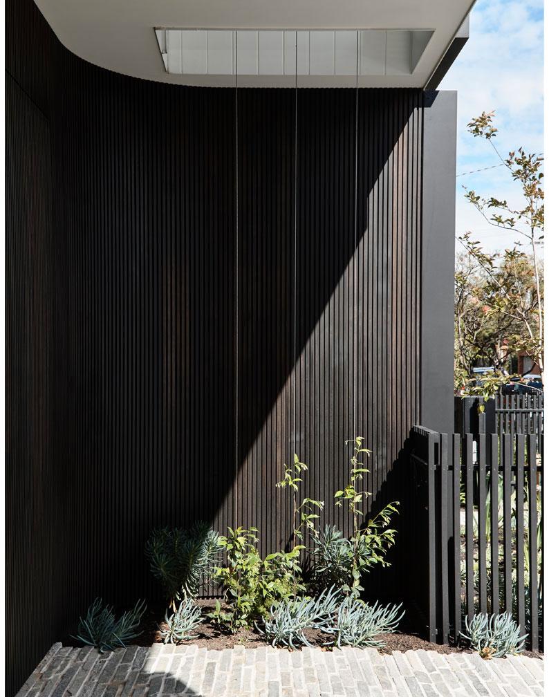 Стильный, практичный и уютный дизайне небольшого дома в Мельбурне