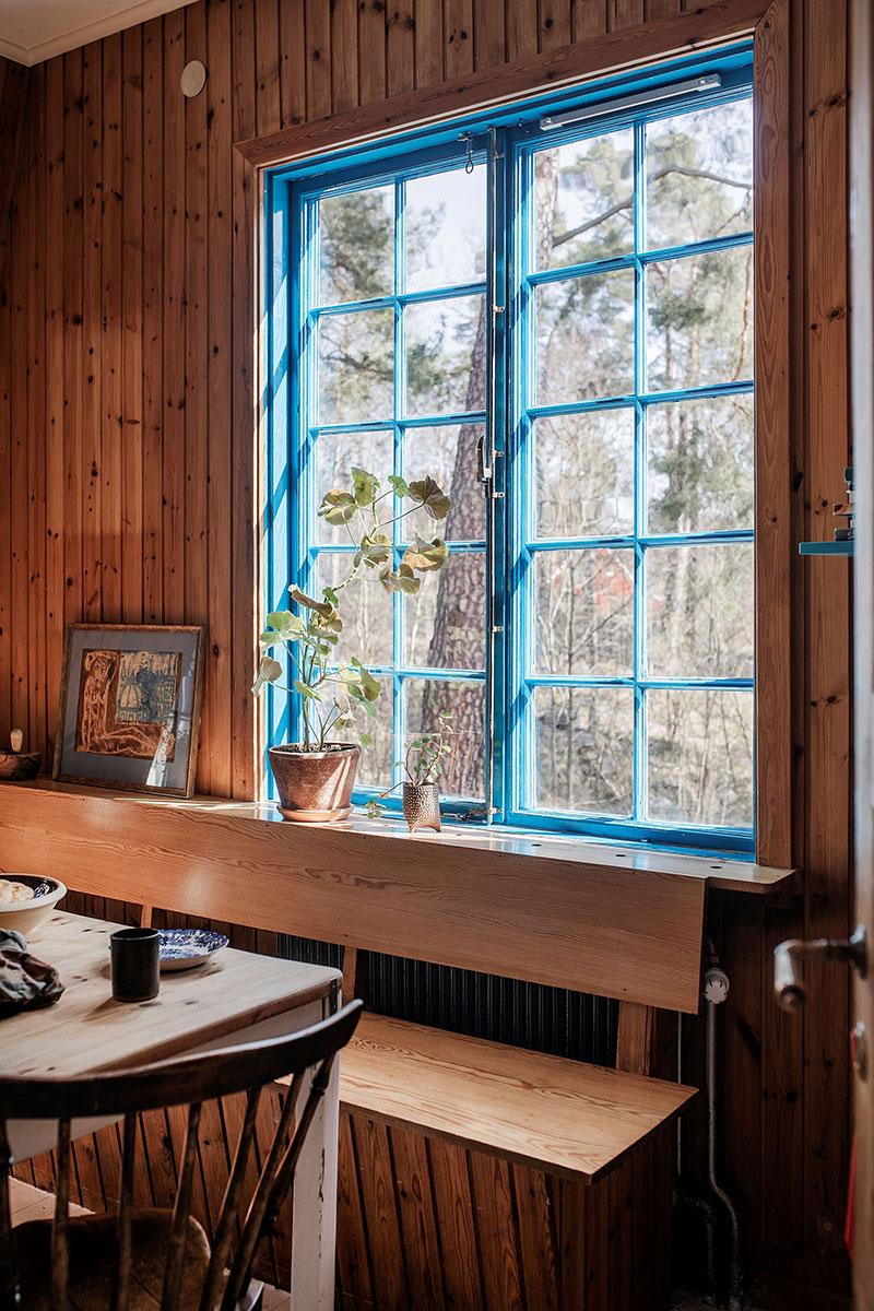 Дачный сезон: уютный шведский коттедж с роялем и верандой