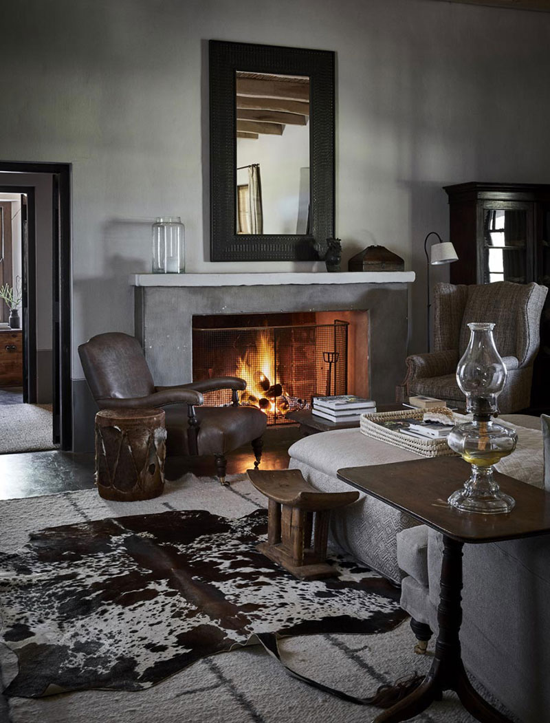 Уютные интерьеры из ЮАР: работы студии Gregory Mellor Design