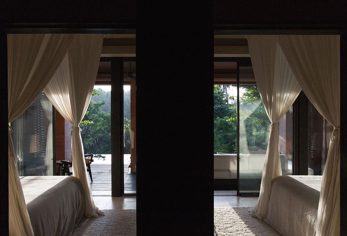 Чистая экзотика для людей со вкусом: великолепная вилла на Бали