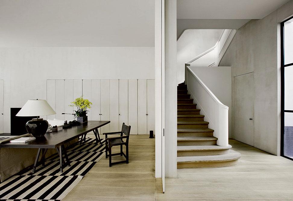 Как живут известные архитекторы: дом Винсента вам Дуйсена