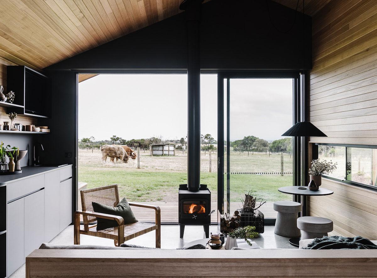Ранчо с семейным домом и мини-отелем на острове Филипп в Австралии