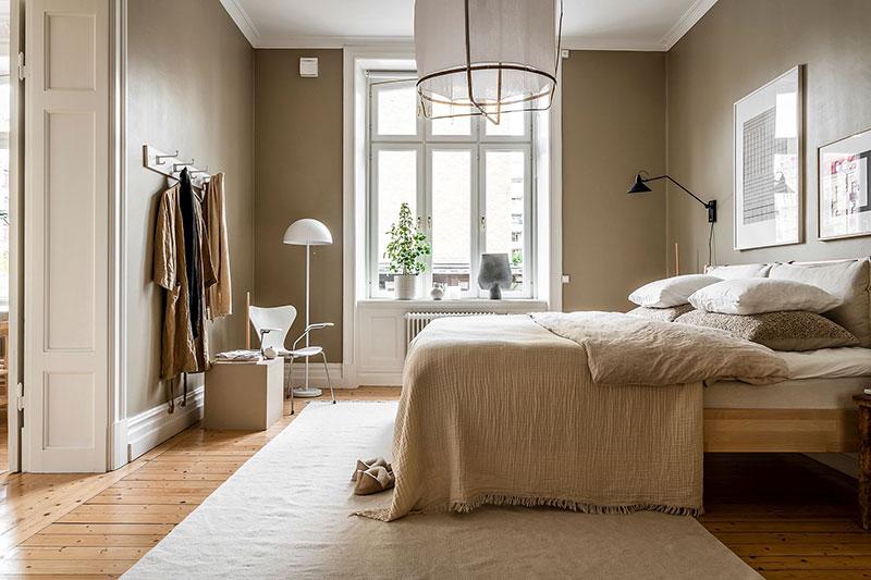 Интерьер, который согревает: квартира в Гётеборге (81 кв. м)