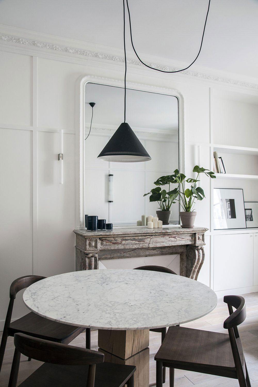 Компактность по-французски: очаровательная маленькая квартира в Париже (43 кв. м)