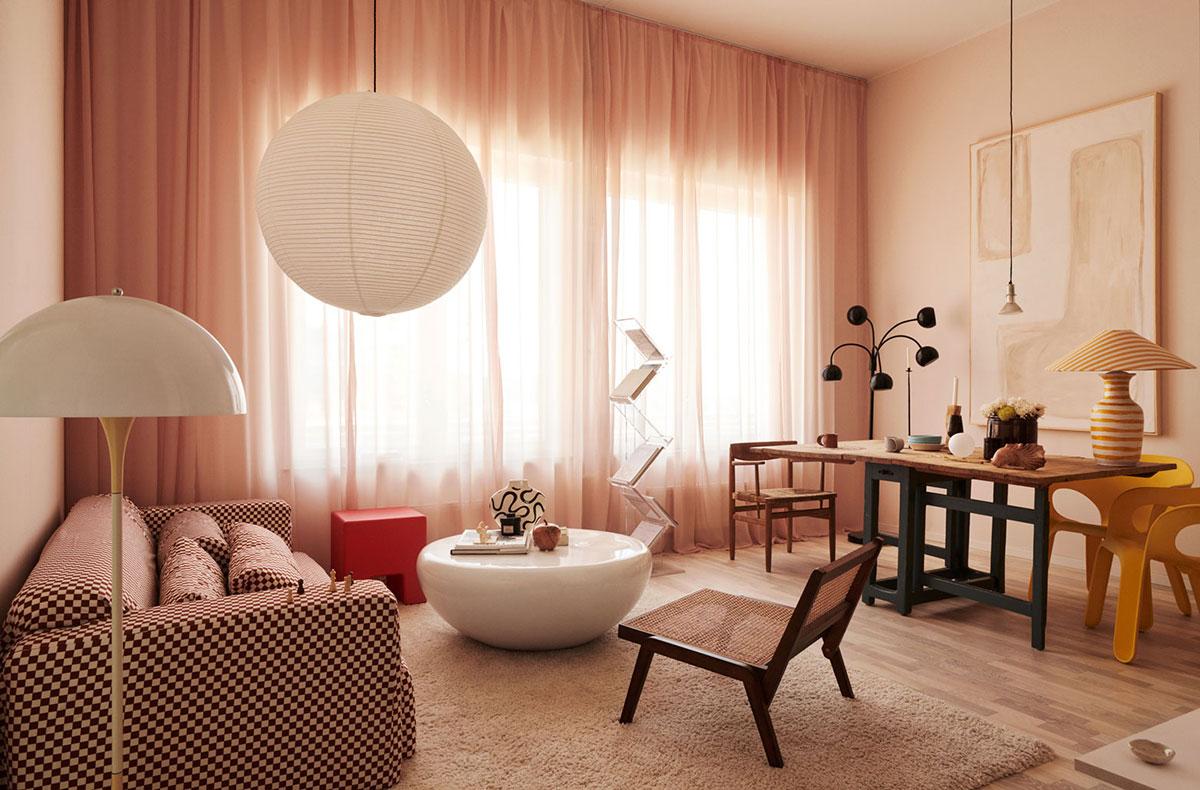 Новые работы стилиста интерьеров Linnea Salmen