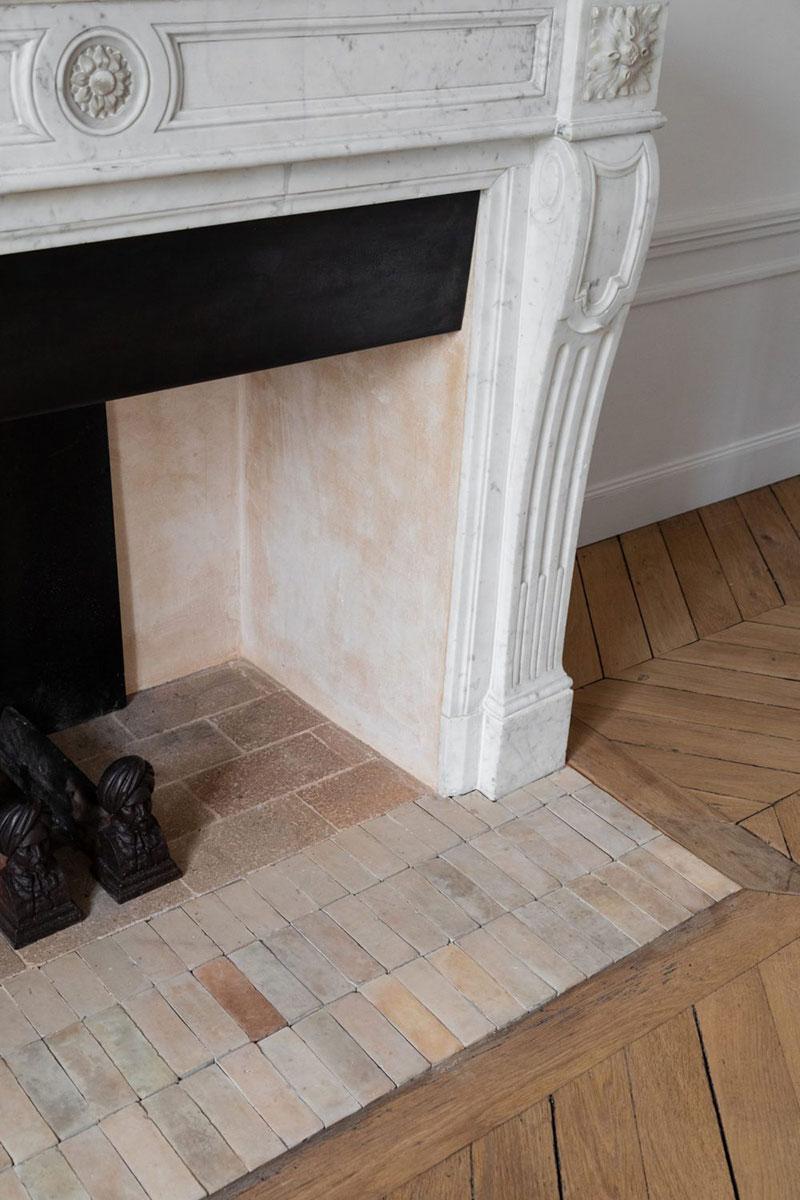 Парижский интерьер во всей своей красоте: апартаменты в Османском доме