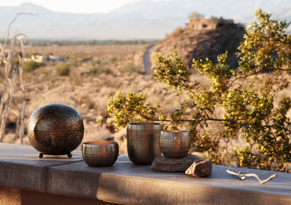 Под жарким солнцем пустыни: яркий летний интерьер от Anthropologie