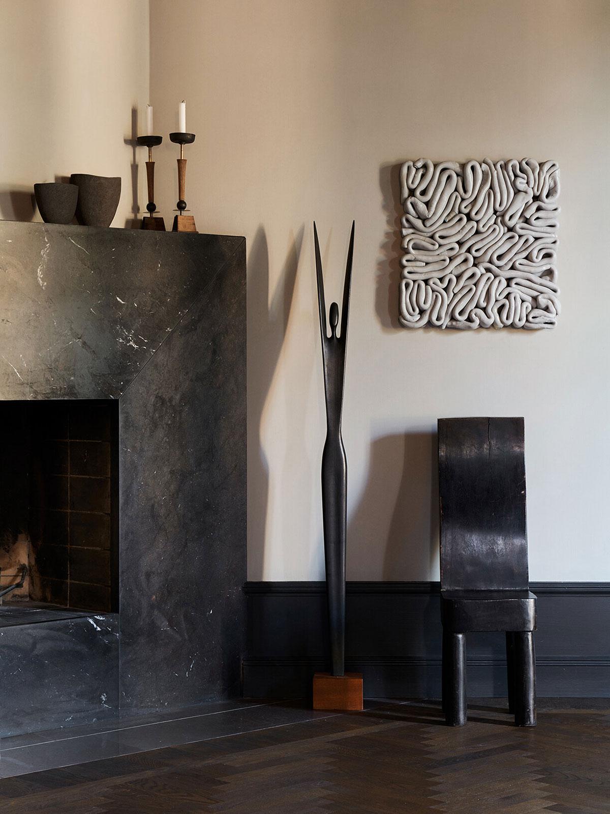 Роскошный дизайн исторической виллы в Стокгольме от Louise Liljencrantz