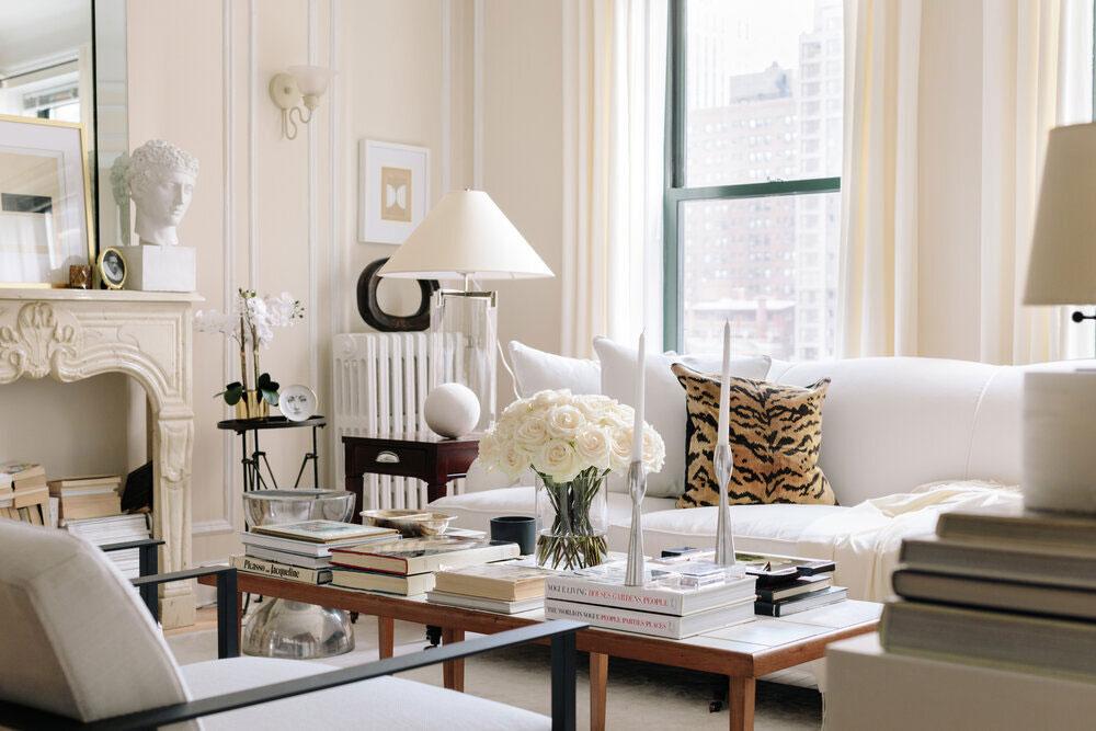 Современная классика во всей красе: великолепная квартира в Чикаго