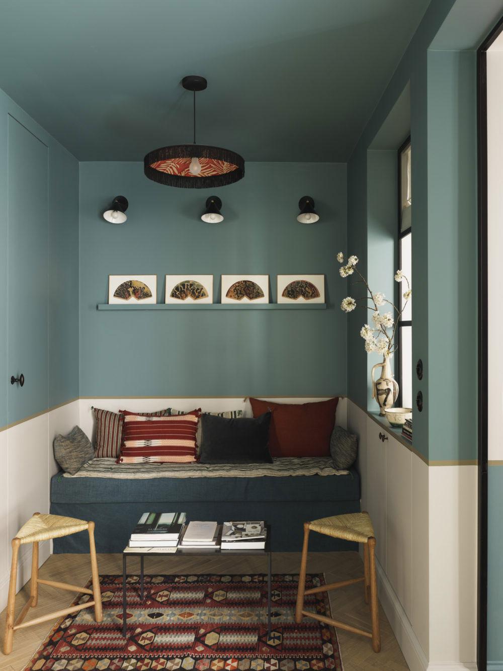 Чудеса компактности: крошечная квартира в Париже (25 кв. м)