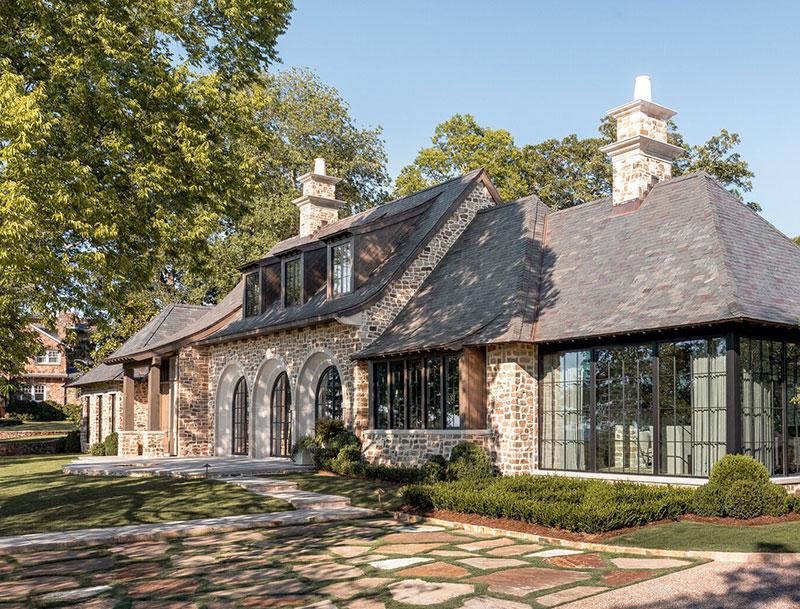 Интерьер с благородным характером: впечатляющий дом в Алабаме