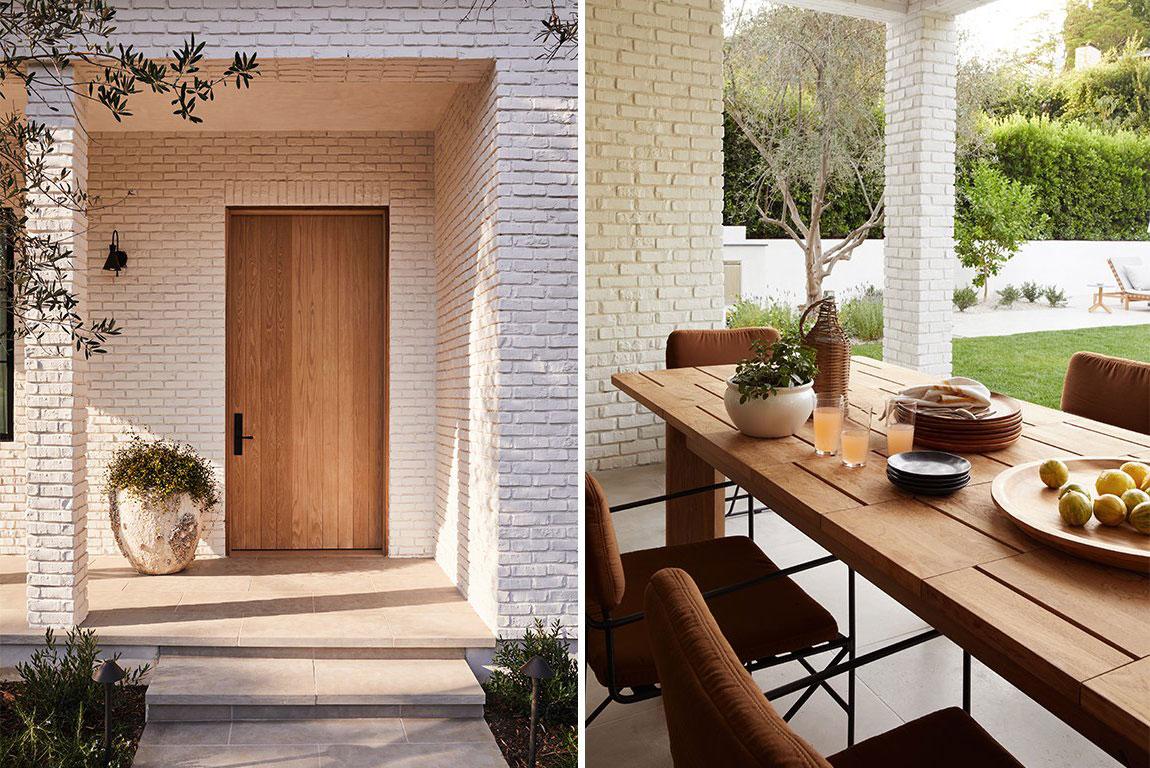 Располагающая гамма и изысканный современный дизайн: дом в Калифорнии