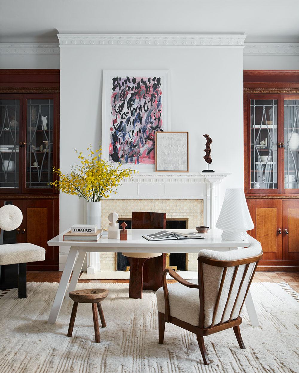 Интерьер с иголочки: изысканный таунхаус в Нью-Йорке по проекту модного дизайнера Christian Siriano