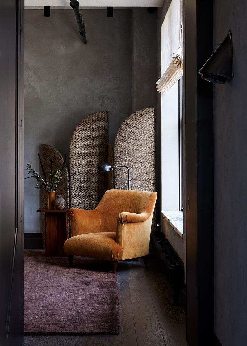 Вкусные интерьеры от декоратора из Нью-Йорка Katja Greeff