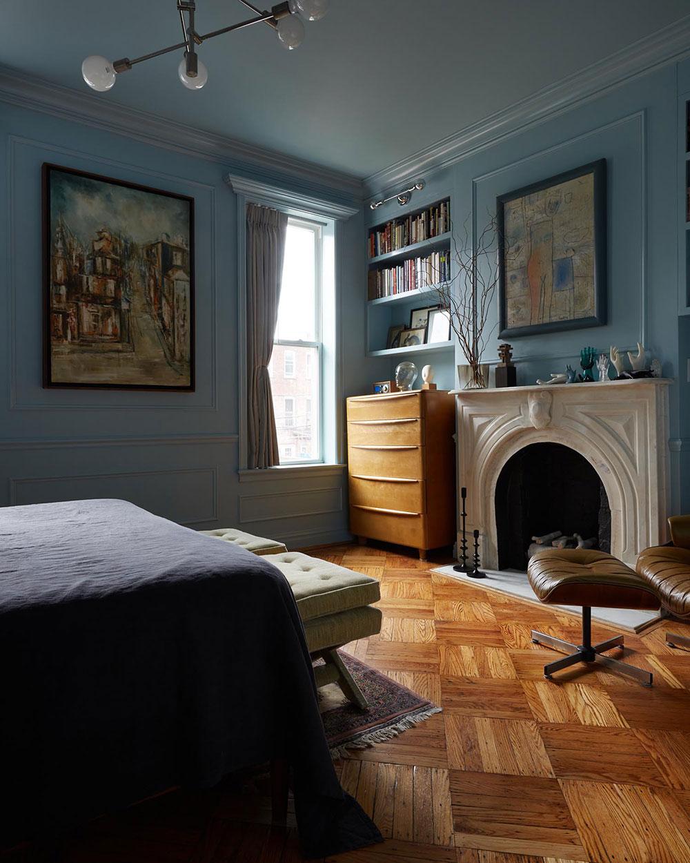Бережная реставрация и новые яркие детали: таунхаус 1870-х годов в Бруклине