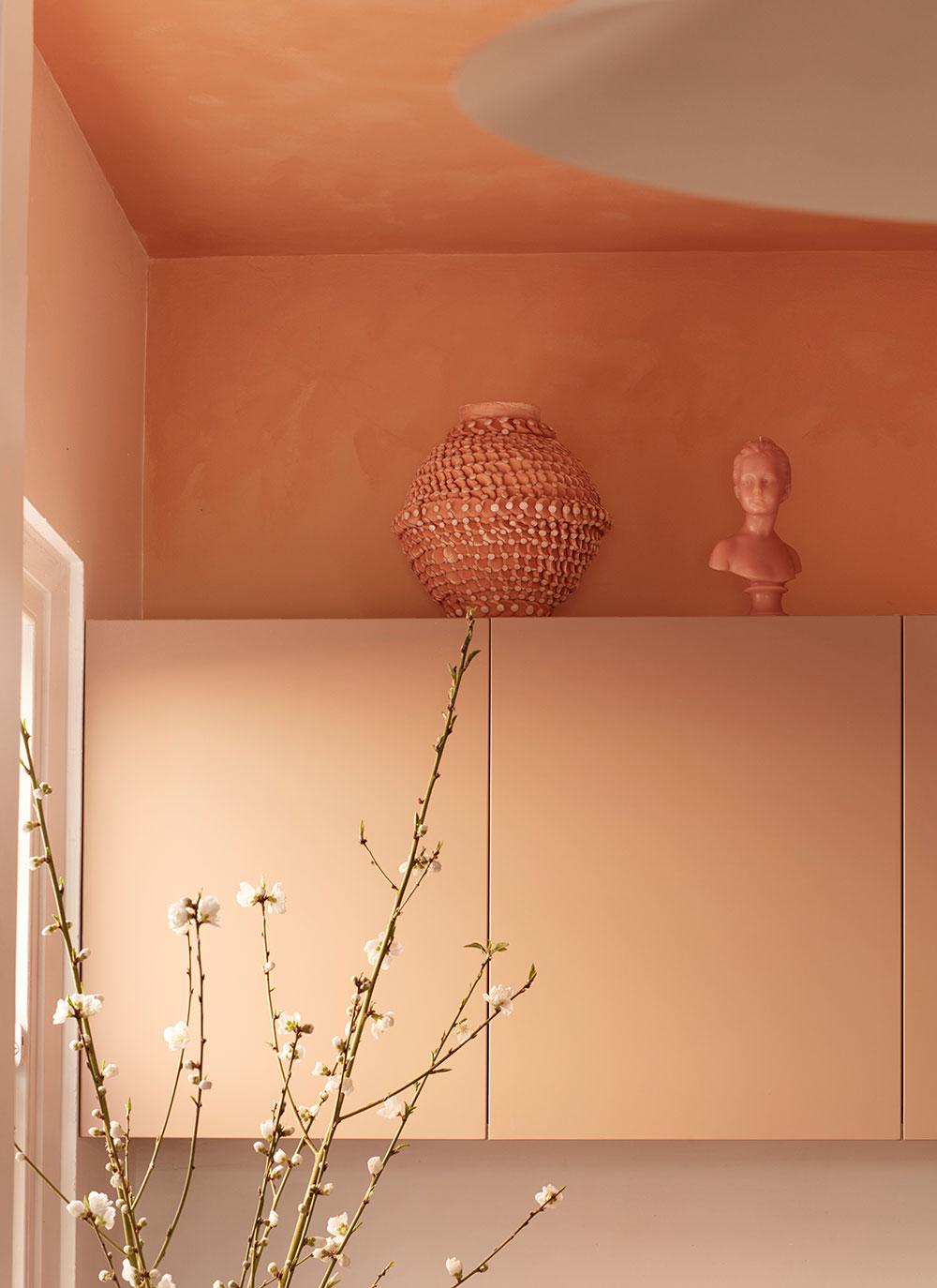 Эклектичный и жизнерадостный интерьер небольшой квартиры в Сиднее (55 кв. м)