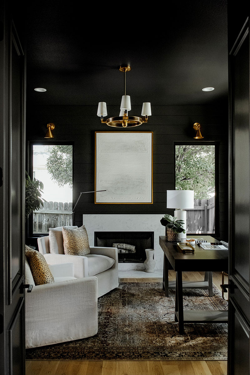Приятные вневременные интерьеры в дизайне частного дома в США