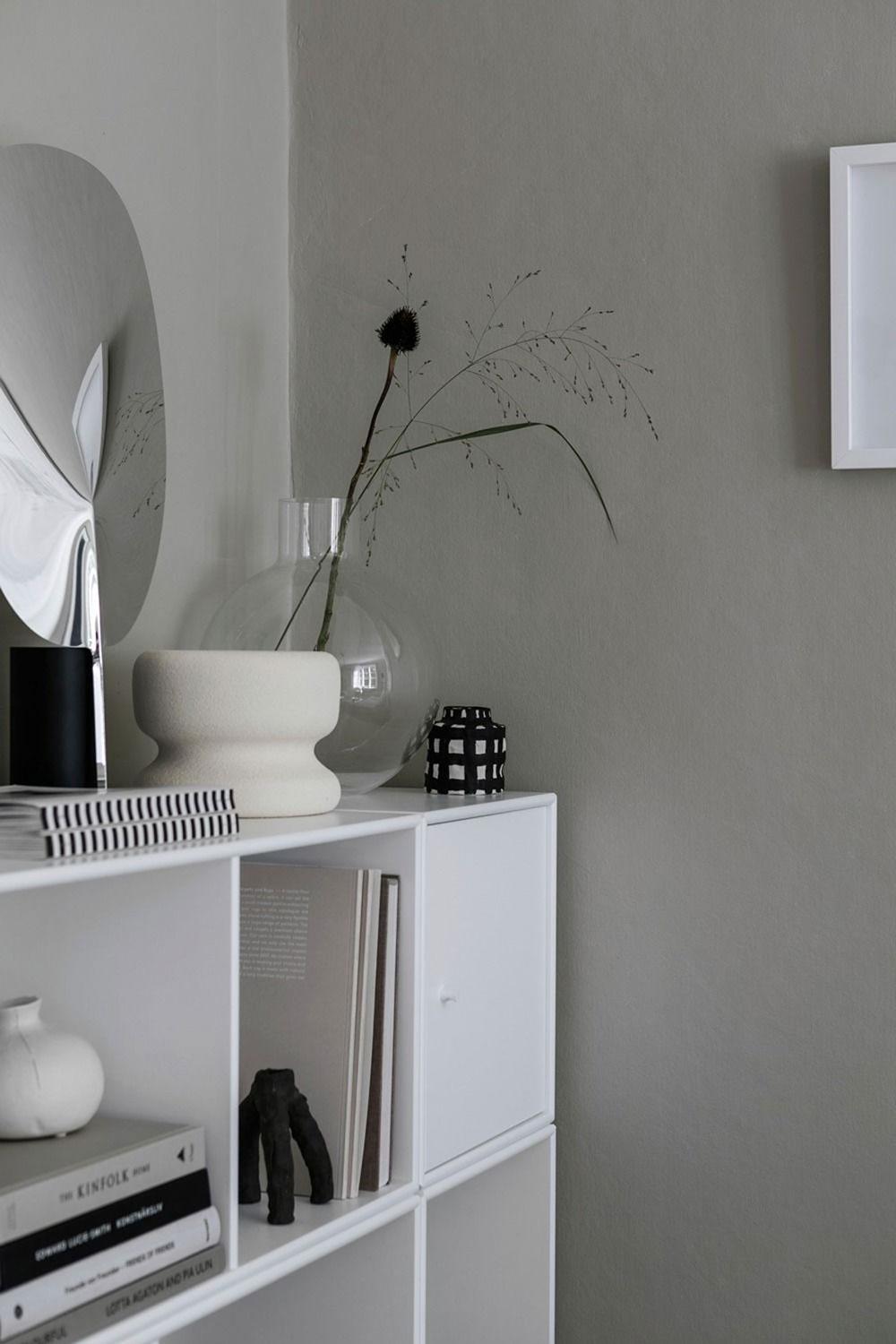 Спокойный интерьер с искусством шведского декоратора Elin Kicken