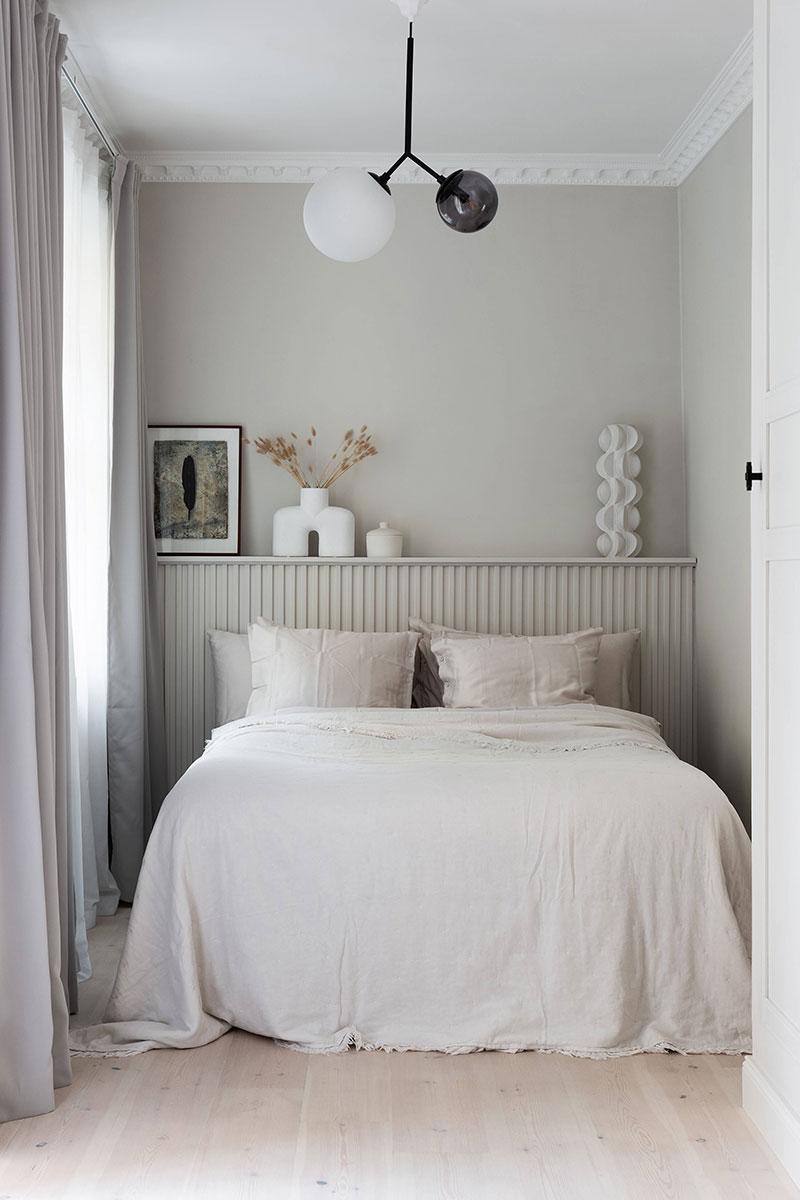 Маленькая квартира с чудесным двориком в Швеции (38 кв. м)