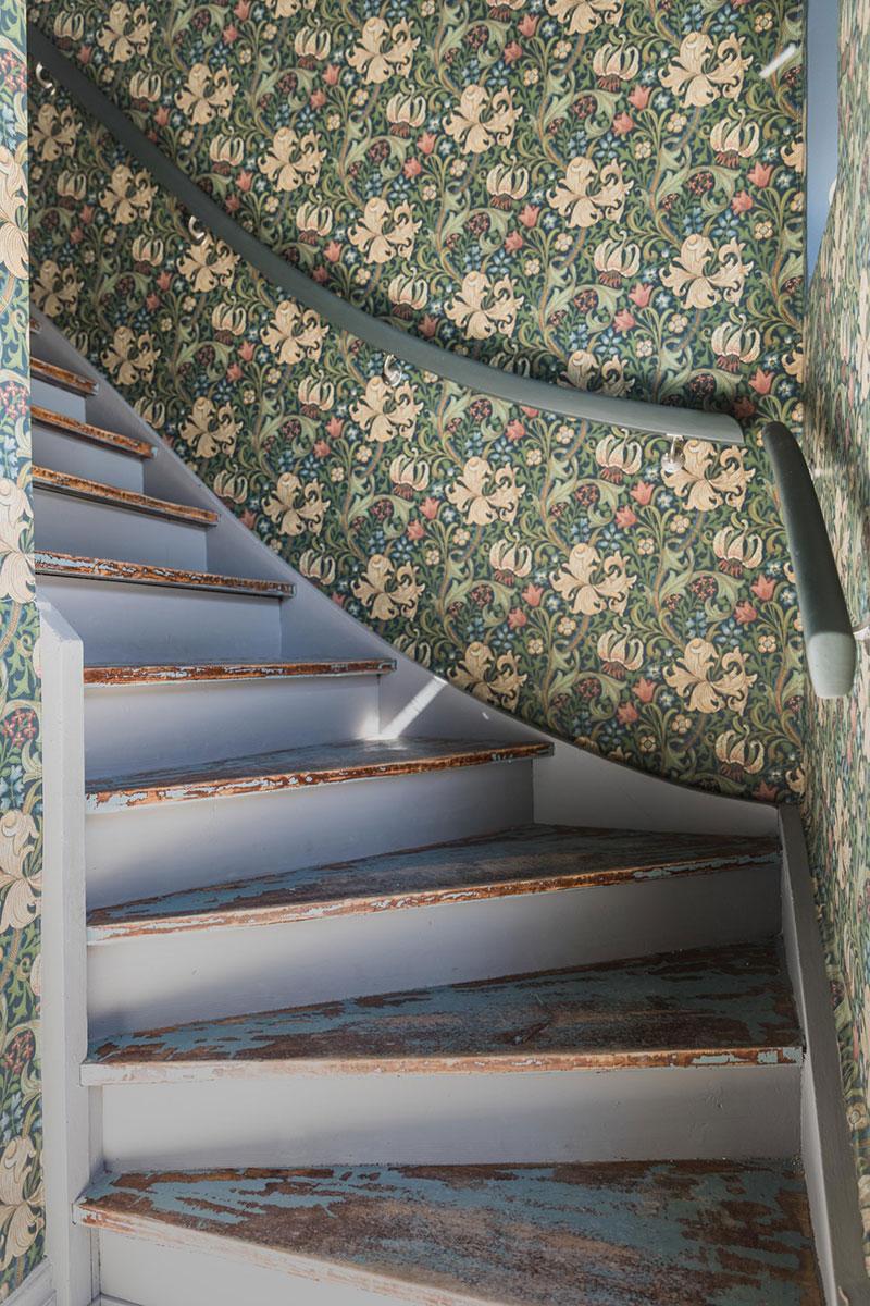 Винтажный дух и современность: новая жизнь столетнего дома в Швеции