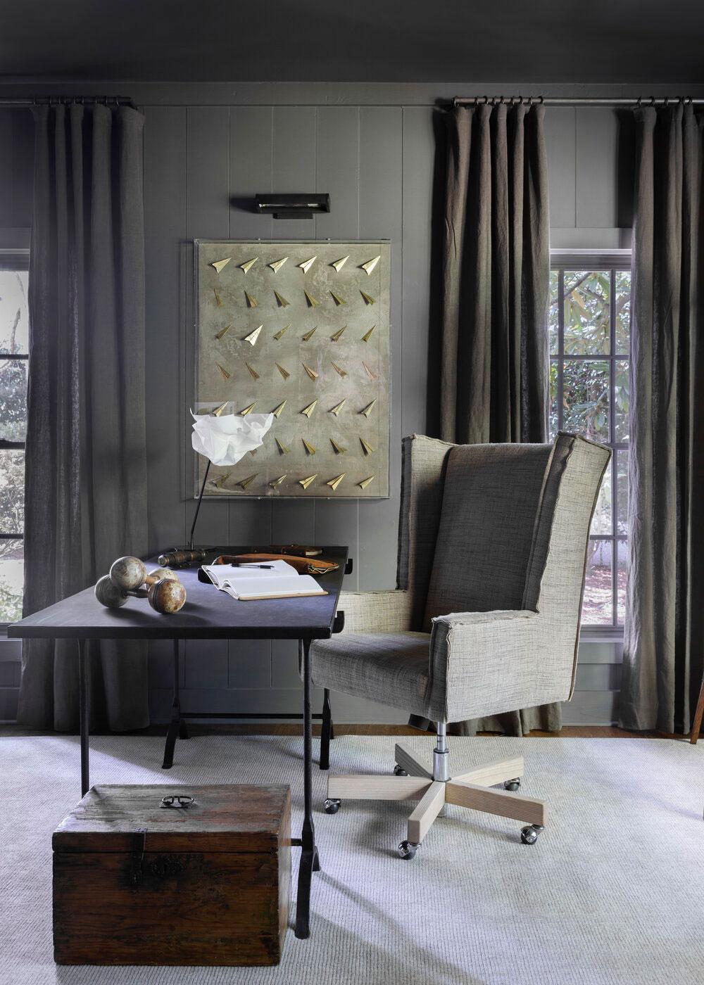 Брутальный, натуральный, элегантный: замечательный дизайн от Sean Anderson