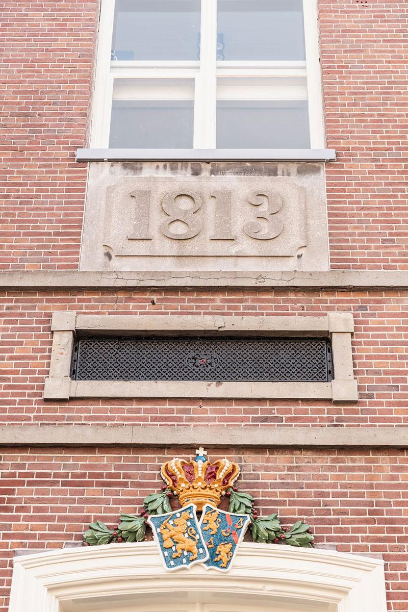Лофт в здании бывшей школы в Амстердаме
