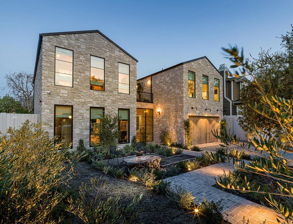 Светлые и уютные интерьеры обновлённого дома в Калифорнии