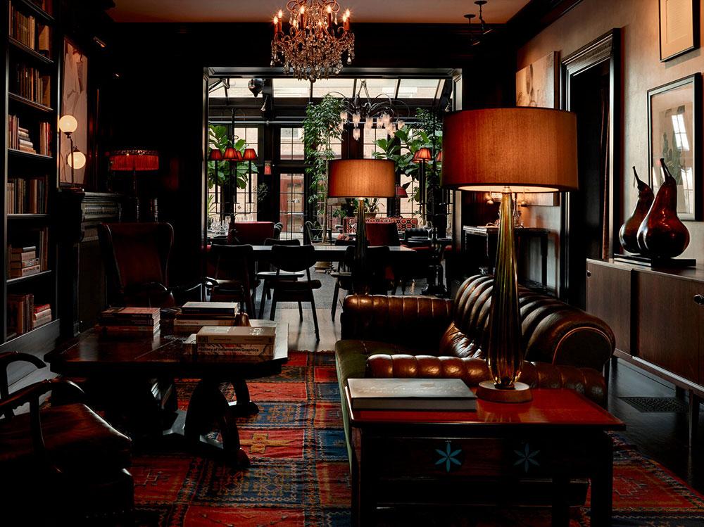 Изысканная эклектика и богемная атмосфера в отеле The Maker в Нью-Йорке