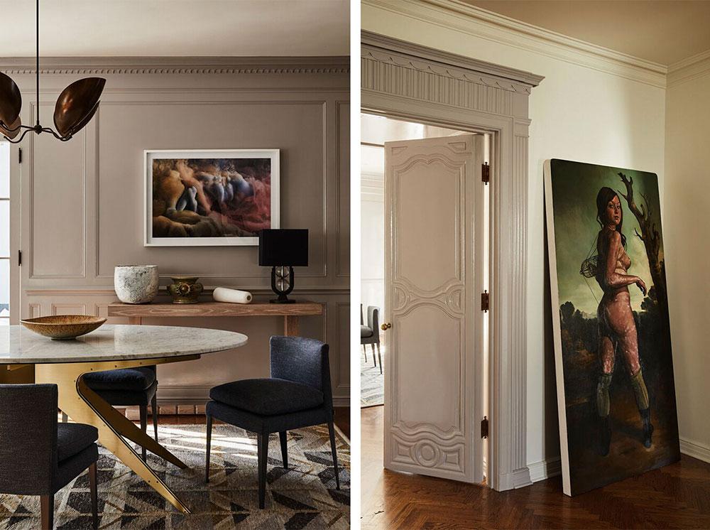 Безупречный стиль и эстектика вне времени: работы студии Disc Interiors