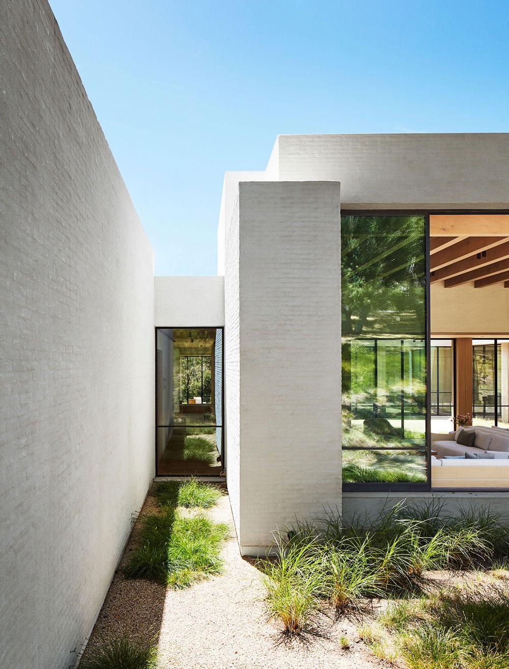 Стильный интерьер и собственная мини-ферма: дом для большой семьи в Лос-Анджелесе