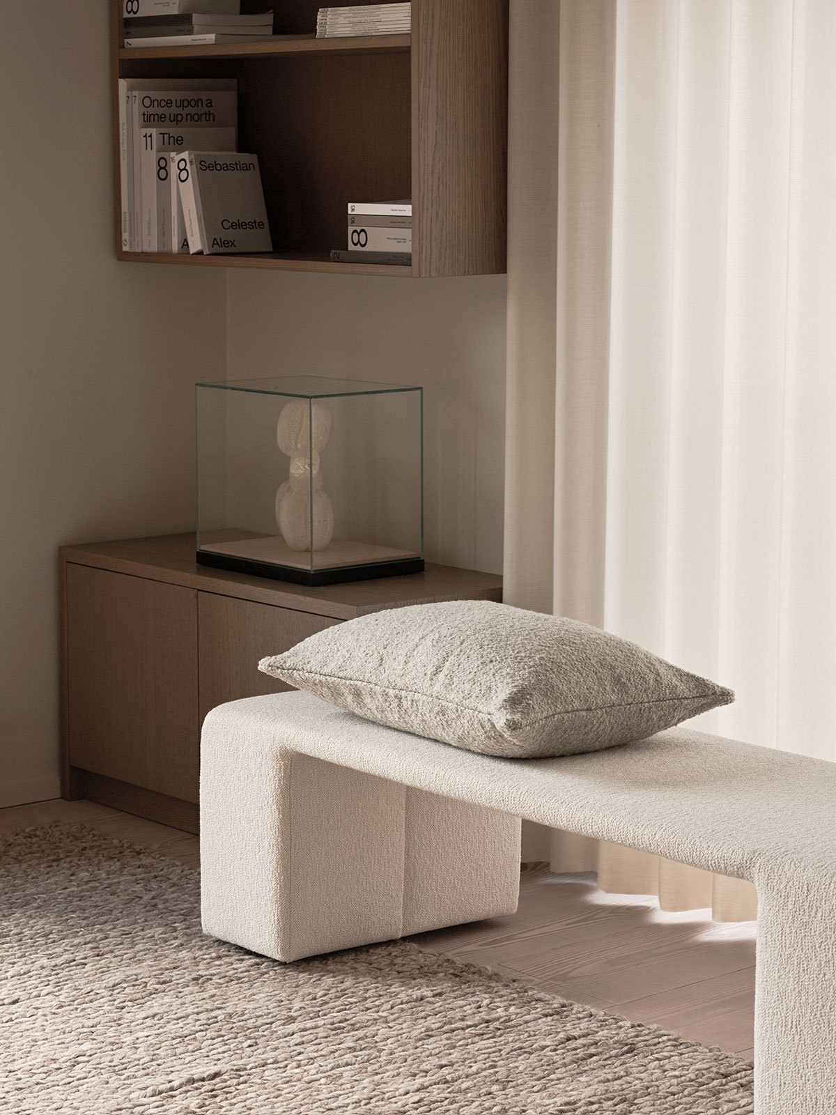 Мягкие и экологичные вдохновения в новой коллекции мебели от Lotta Agaton и Layered