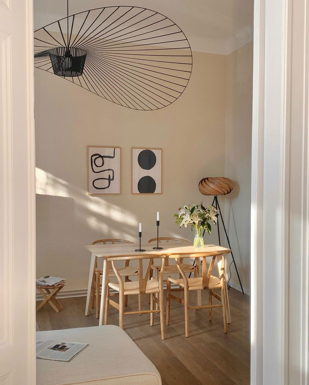 Мягкий минимализм в Берлине: уютная квартира из Инстаграма