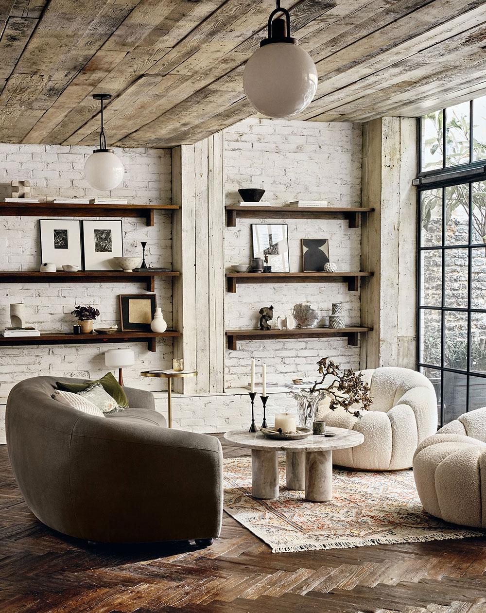 Жизнь в стиле Сохо: модный дизайн от основателей частного клуба Soho House в Англии