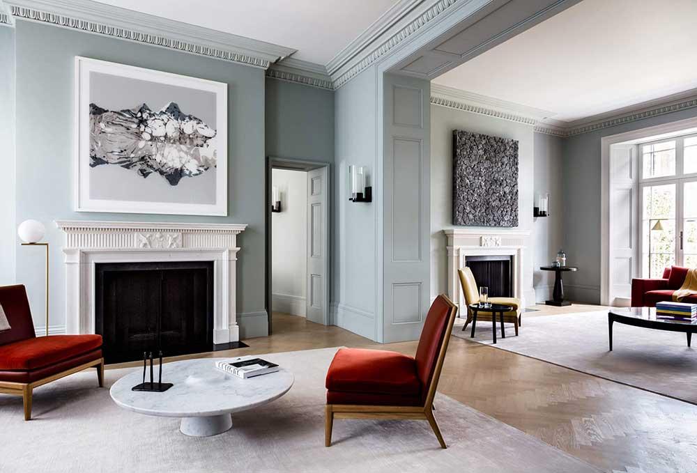 Современный английский дизайн и великолепная архитектура: работы фотографа Ben Anders