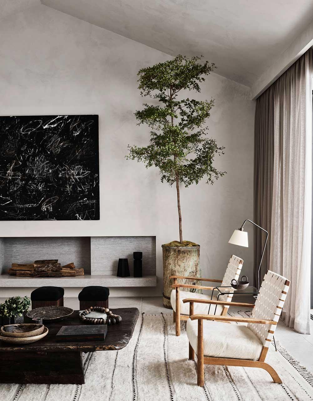 Изысканный современный интерьер дома дизайнера Vanessa Alexander в Малибу