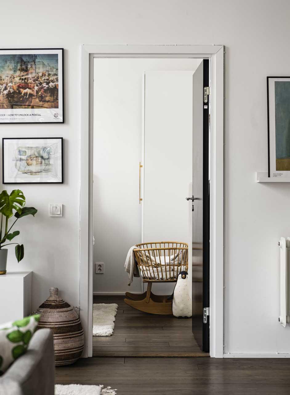 Американский размах, скандинавский стиль: впечатляющий лофт в Стокгольме (85 кв. м)